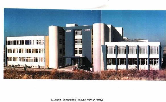 Balıkesir Üniversitesi Meslek Yüksek Okulu