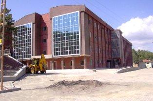 Araştırma ve Uygulama Hastanesi A Blok Görünüşü