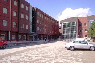 Araştırma ve Uygulama Hastanesi A ve B Blok Görünüşü