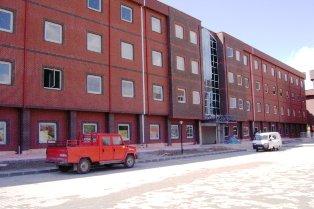 Araştırma ve Uygulama Hastanesi B Blok Görünüşü