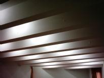 Amfi binası tavanı ışıklandırma